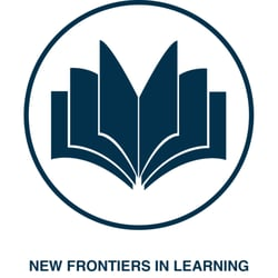 New Frontiers in Learning Logo